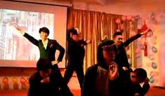 超级搞笑的舞蹈街舞表演公司年会创意节目企业尾牙聚餐个性演出视频