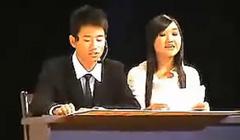 年会搞笑相声表演晚会小品节目新闻联播搞笑播报晚会节目演出