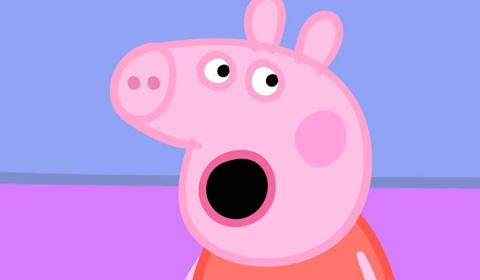 小猪佩奇搞笑年会视频制作最新年会暖场预告片头创意晚会视频短片mv